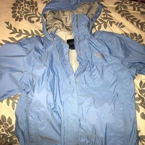 Northface windbreaker/ rain jacket